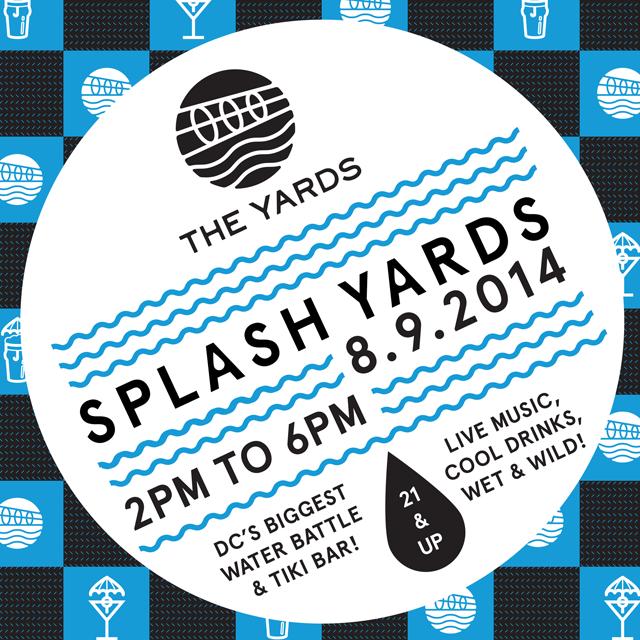The Yards Splash Yards promo