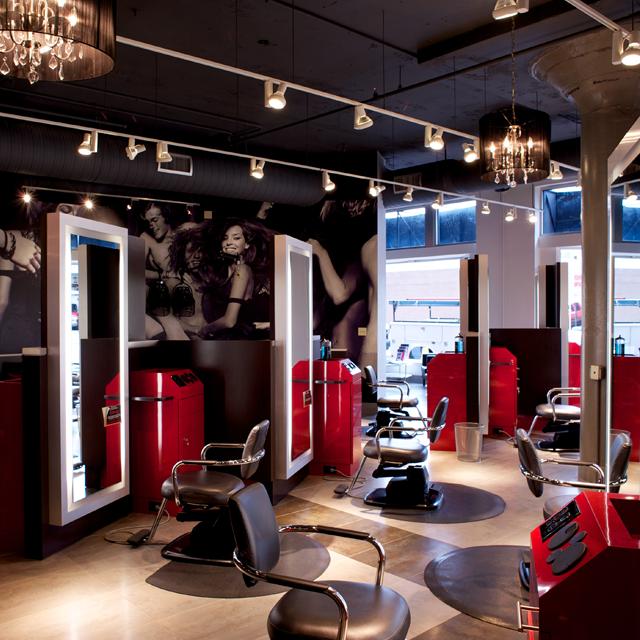 Bang Salon interior
