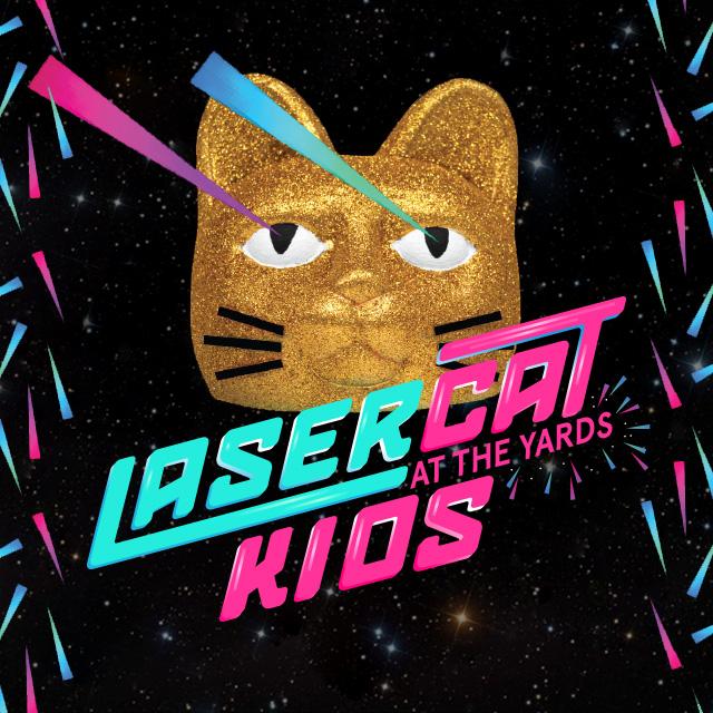 Laser Cat promo