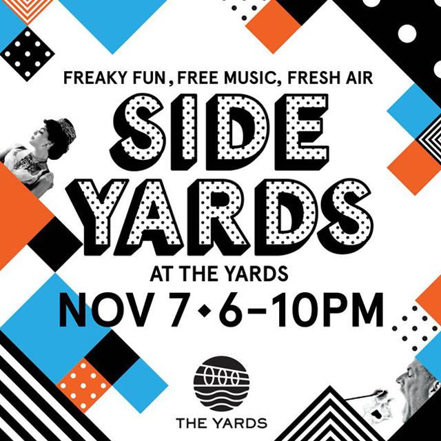 Side Yards promo