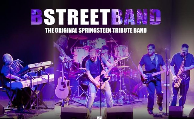 The BStreetBand live performance at the Yards DC