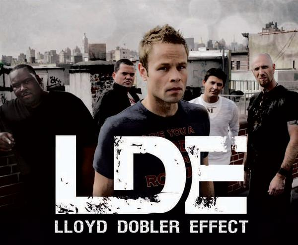 LDE (Lloyd Dobler Effect) Band performing at the Yards DC