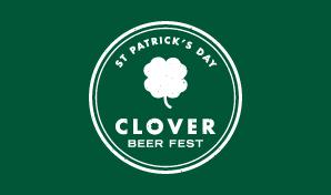 Clover Beer Fest logo