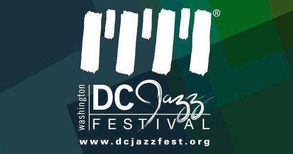DC Jazz fest logo