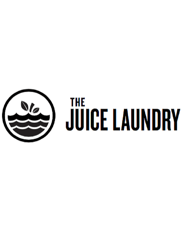 Logo for the Juice Laundry