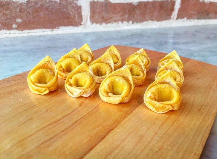 Handmade ravioli pasta in DC