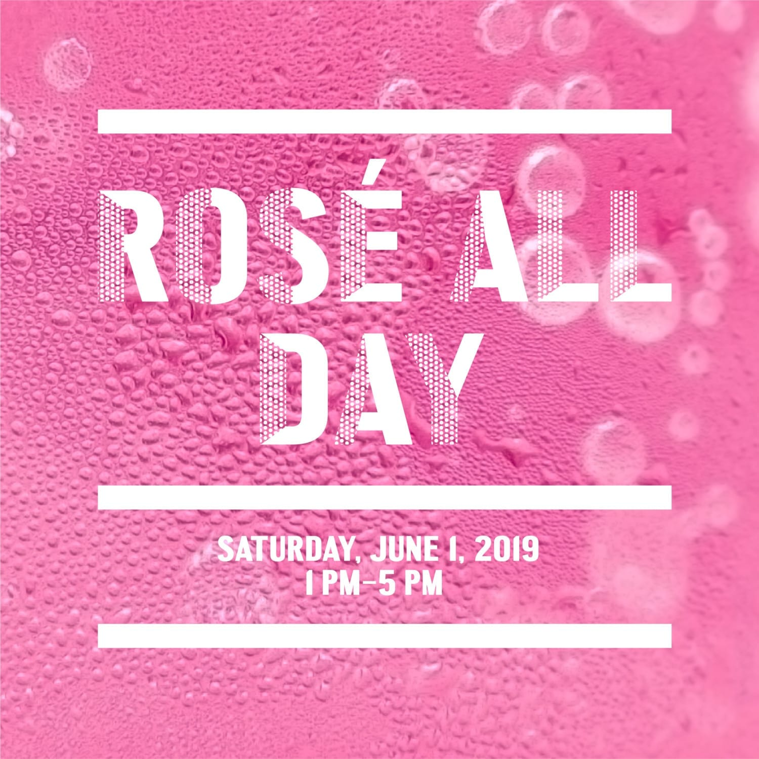 Rosé All Day 2019 event in Washington DC