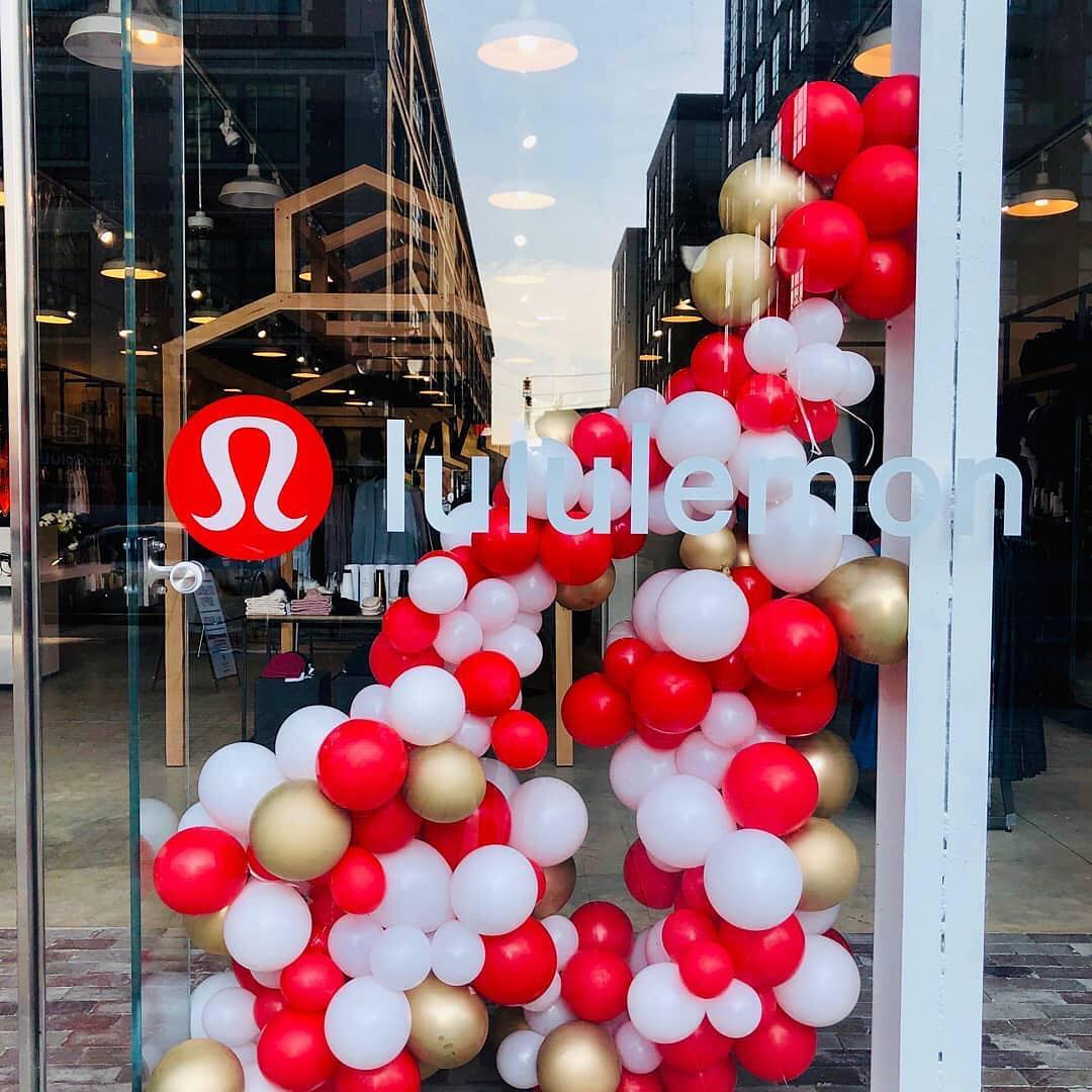 Lululemon Local at The Yards DC