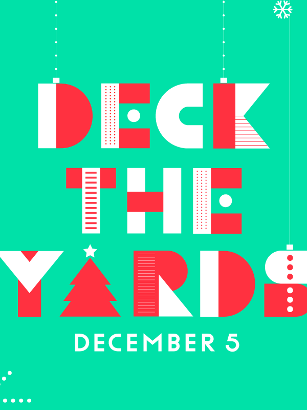 Deck the Yards, December 5