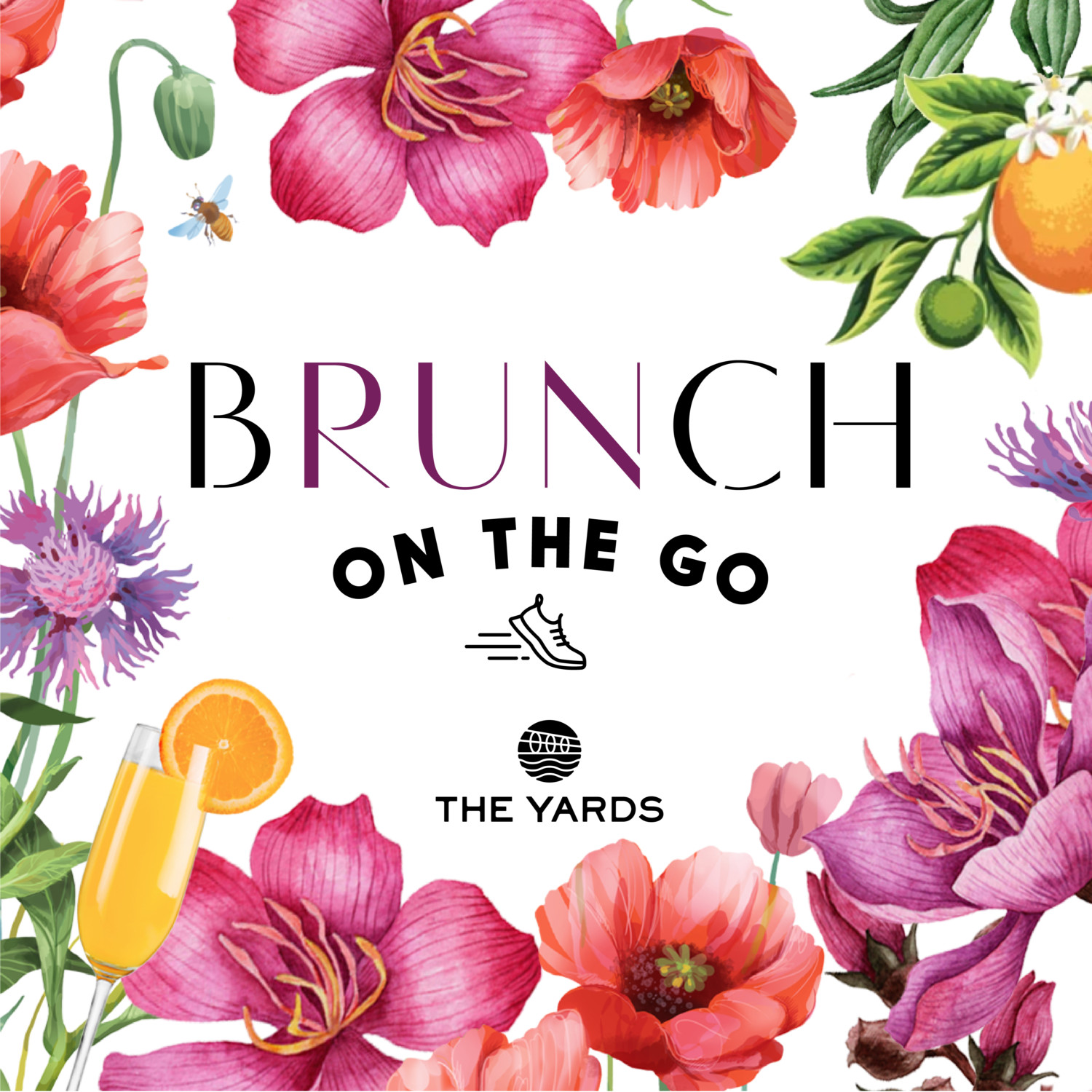 Brunch on the Go with The Yards